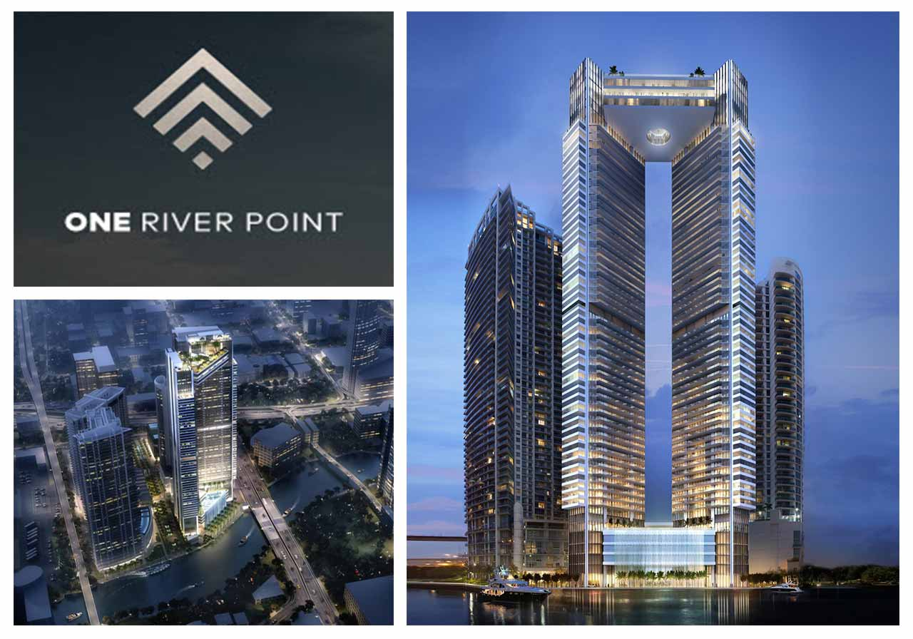One River Point