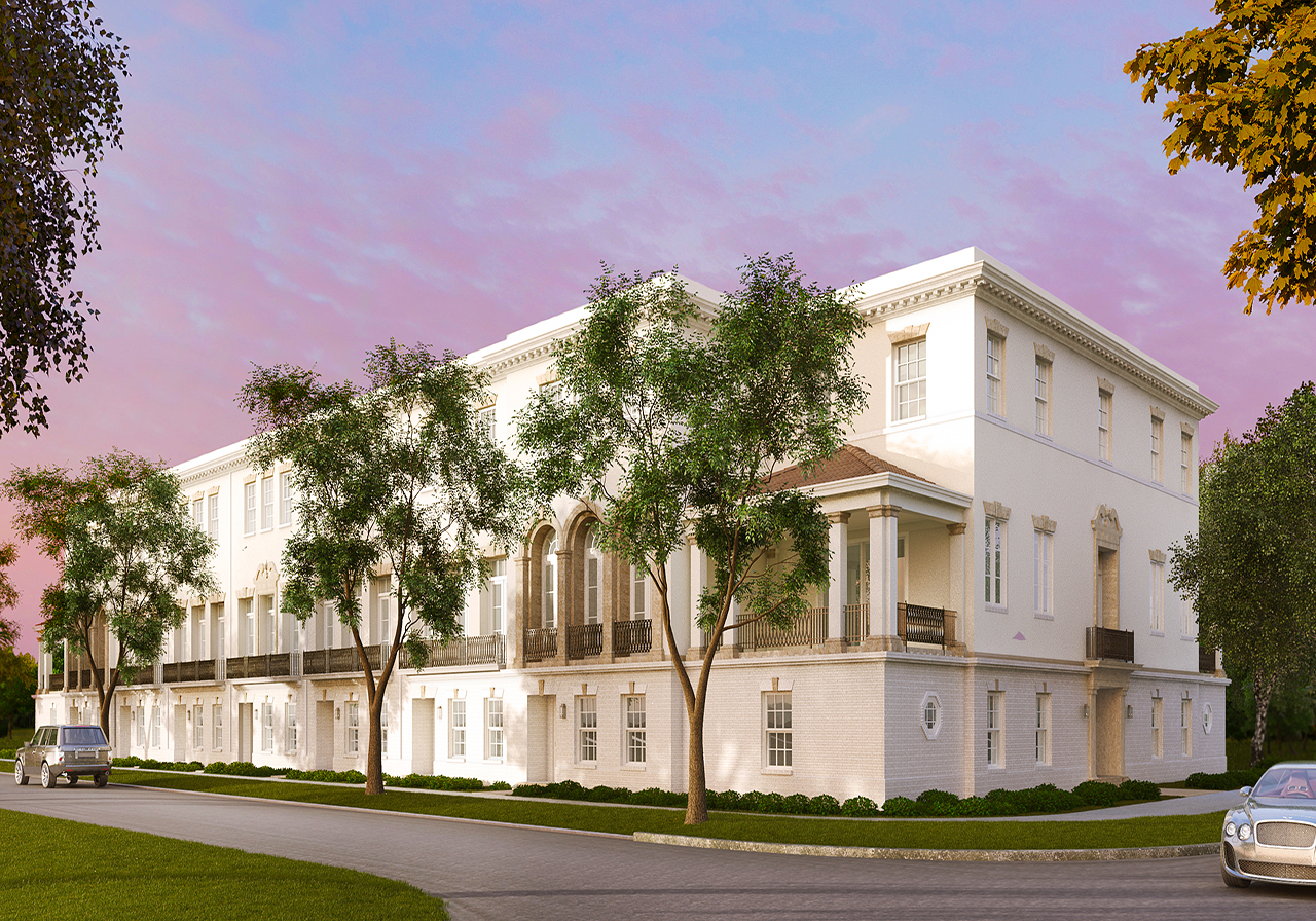 Beatrice Row Townhomes