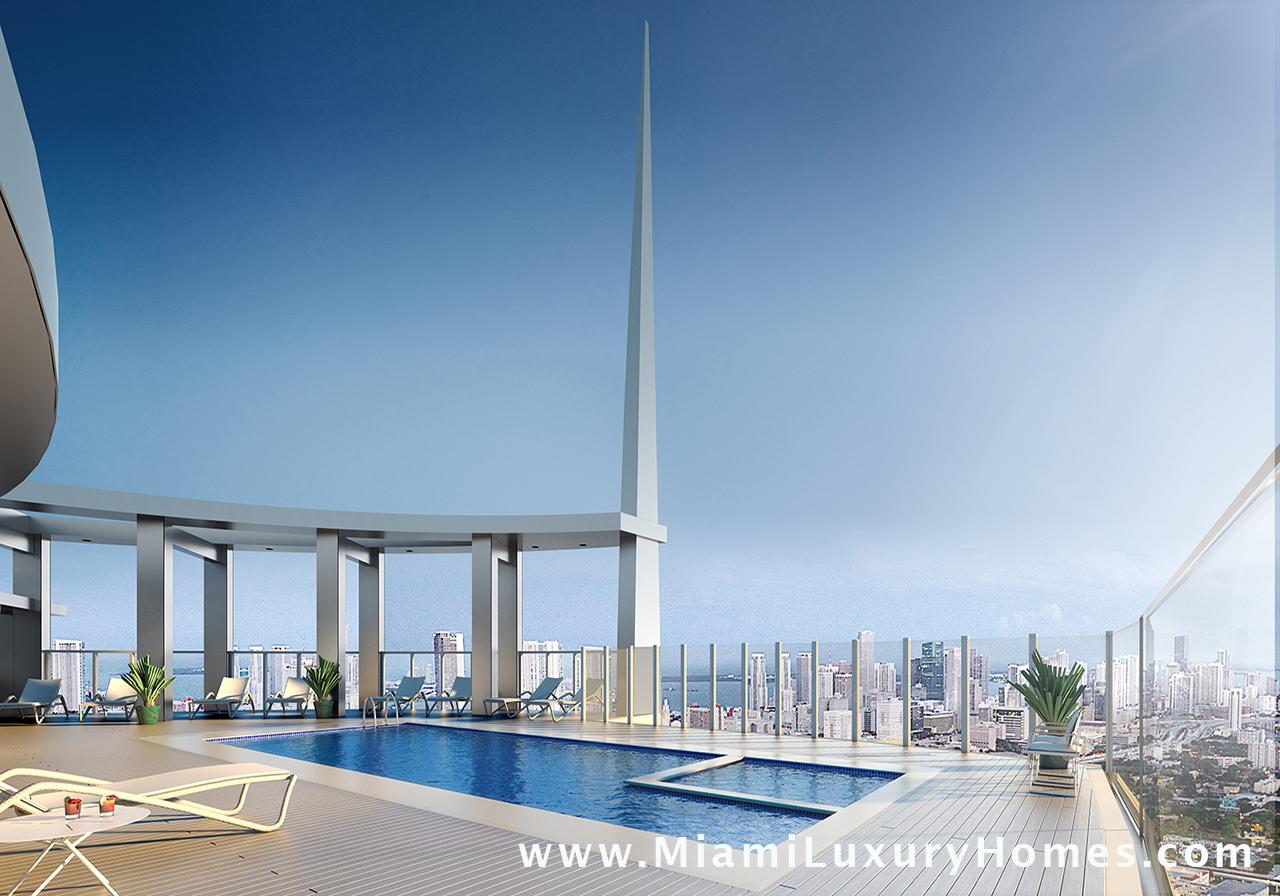 Krystal Tower Condo Sales amp Rentals Downtown Miami Condos